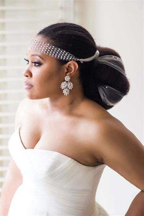 Black Wedding Hairstyles by 8 Glam And Gorgeous Black Wedding Hairstyles