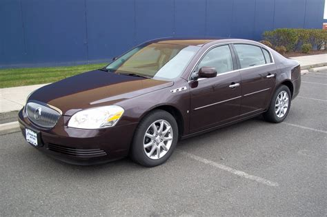 2008 buick lucerne related infomation specifications