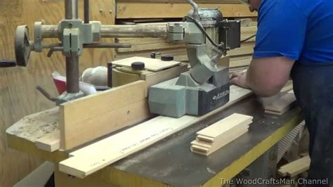 Building Custom Oak Cabinets Episode 2 Making The Doors