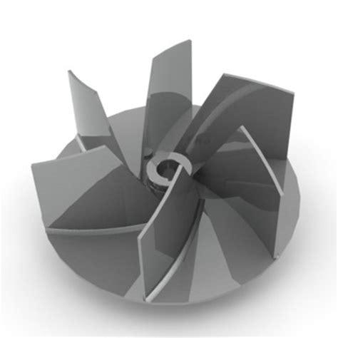 ladari con pale di ventilazione ventole e giranti saldate centrifughe