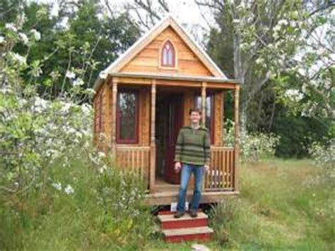 like any of these tiny house designs living in a small house does size matter