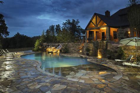 divine beach entry pool design ideas  heaven
