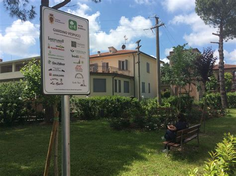 esempi di giardini privati cool un altro esempio di come questa fra privati aziende e