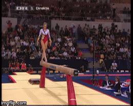 triple layout gymnastics gym skills guide the dismounts of the last 10 world beam