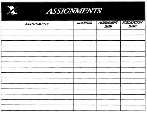 assignment sheet template daily sales report template