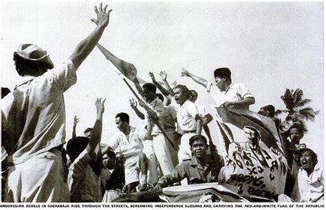 film masa perjuangan indonesia liputan perjuangan kemerdekaan indonesia 1945 oleh media
