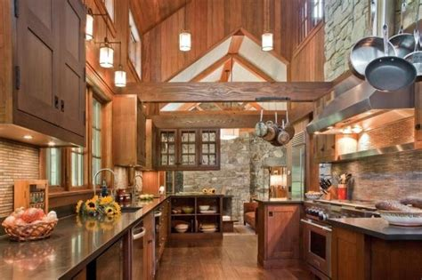 Kitchens With Cathedral Ceilings Pictures by Cathedral Ceiling In The Kitchen Home Design