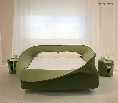 bed nest the col letto bed is so inviting you ll have trouble