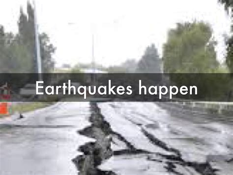 earthquake happening plate tectonics by paige wylie