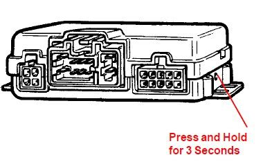 security system 1997 toyota paseo transmission control how to i disconnect a theft deterrent system tds from a 1997 toyota camry my car s horn was