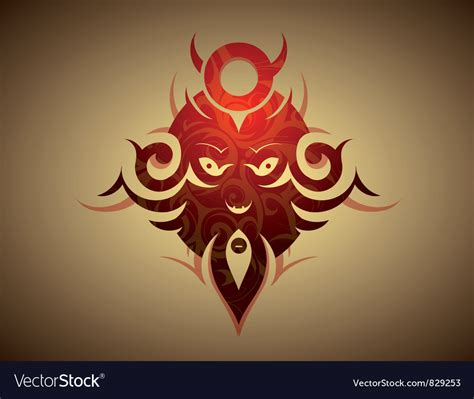 kabuki tattoo designs kabuki royalty free vector image vectorstock