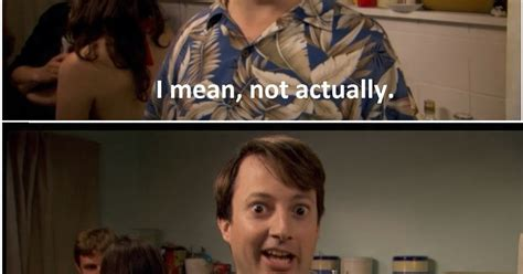Peep Show Meme - i m having a good time dr heckle