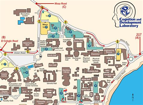 Ucsb Finder Ucsb Cus Map My