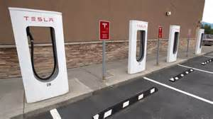 Free Tesla Charging Stations Tesla To End Free Use Of Supercharging Stations Ctv News
