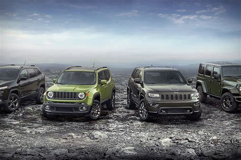 Parkway Jeep Jeep Celebrates Its 75th Anniversary With A Line Of