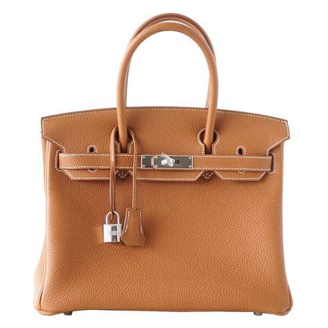 Hermes Birkin Studed 30 1 hermes birkin 30 bag coveted classic gold togo leather palladium for sale at 1stdibs