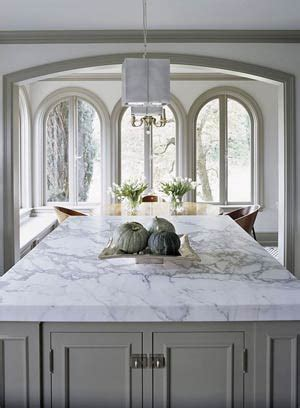 White And Grey Marble Countertops by Creative Juice Choosing The Countertop That Is Right For You
