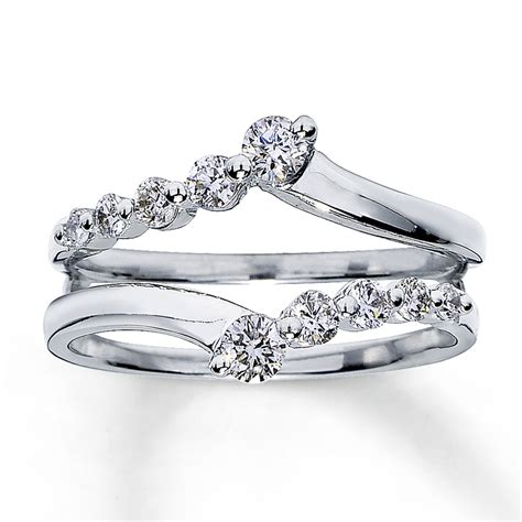 Wedding Rings Enhancers wedding ring wraps and enhancers jewelry ideas