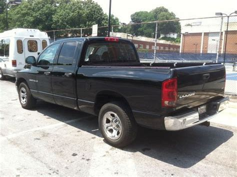 dodge ram 1500 bed liner find used 04 dodge ram 5 7l hemi magnum 1500 slt quad cab