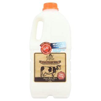 Fresh Milk Cimory farm fresh fresh milk 2 litres tesco groceries