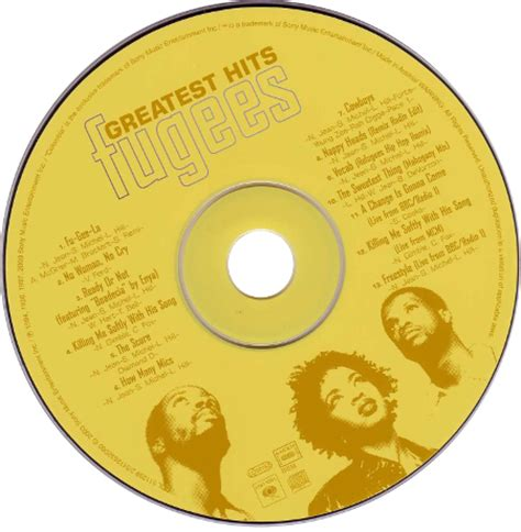 the fugees torrent download the fugees greatest hits 2003 flac cue tnt