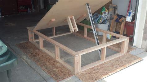 under bed storage diy diy under bed storage