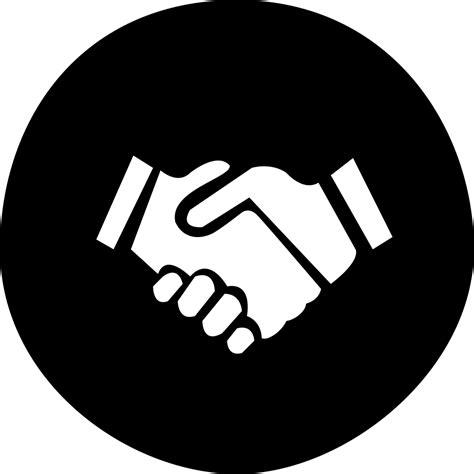 handshake svg png icon