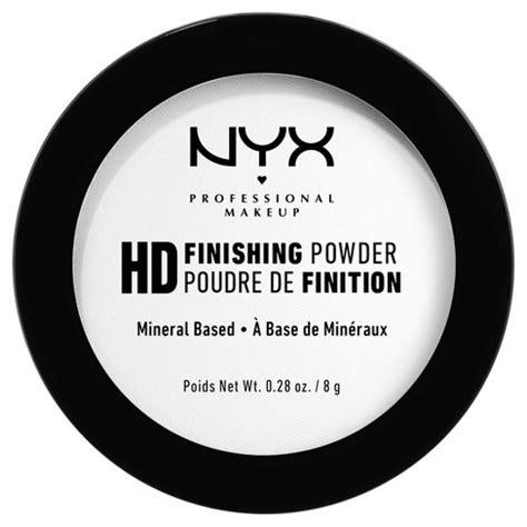 Nyx Professional Makeup Hd nyx professional makeup hd finishing powder target