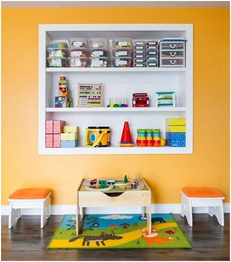 kid storage 18 clever kids room storage ideas home design garden
