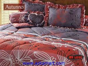 Sprei Ornely sprei my luxury edition toko selimut sprei bedcover