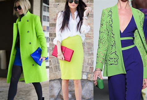 what colours go with green colors that go with lime green clothes ideas