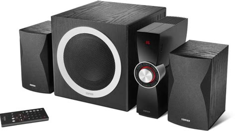 Edifier C3x 2 1 Speaker Hitam edifier c3x 2 1 speaker speaker headset 喇叭耳機 訂購電腦最快即日送到
