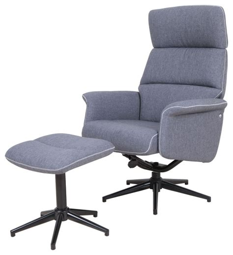 swivel accent chair with ottoman alden fabric swivel and recliner lounge chair with ottoman