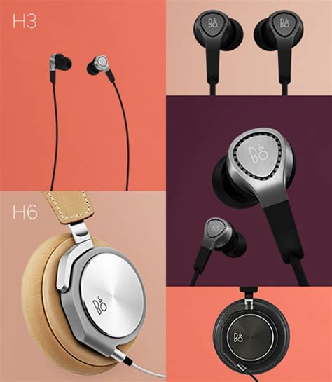 Olufsen Beoplay H3 Earphone new and olufsen beoplay h3 and h6 headphones extravaganzi