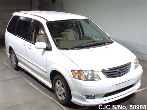 how it works cars 2001 mazda mpv electronic throttle control 2001 mazda mpv white for sale stock no 50988 japanese used cars exporter