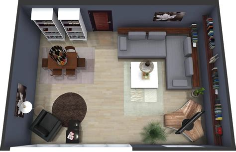 Draw Room Layout Online living room plan roomsketcher