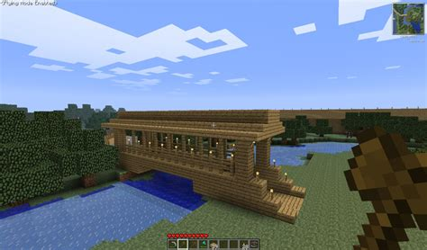 how to build a wooden bridge how to build a wooden bridge in minecraft plans diy free