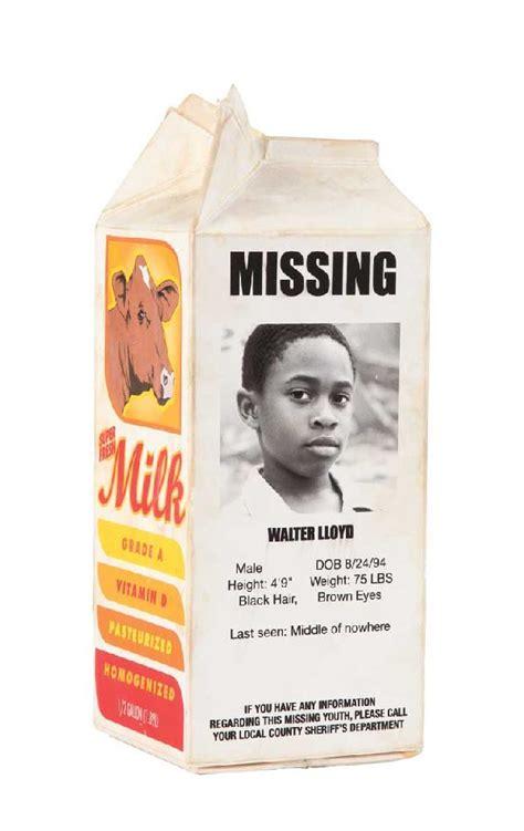 milk carton missing generator www imgkid com the image