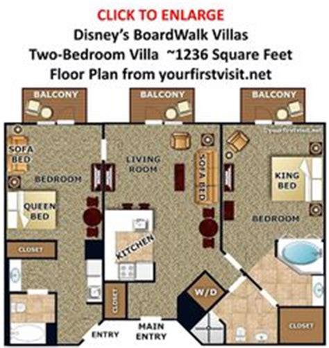 beautiful saratoga springs two bedroom villa floor plan floor plan 1000 images about disney floor plans on pinterest