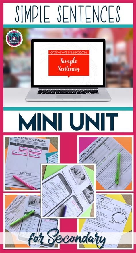 Mini Movers Concepts 1689 best essay mini lessons for middle school and high school images on ela