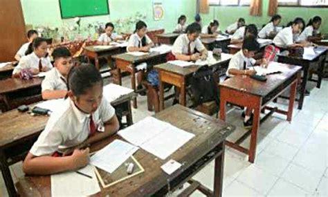 Darurat Us Ujian Sekolah Sd soal us sd didistribusikan ke upt balipost