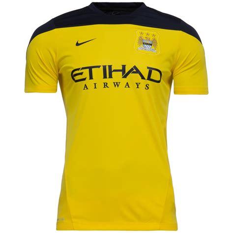 manchester city t shirt tour yellow obsidian www unisportstore