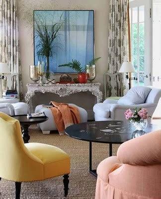 huber blue in kitchen jeffrey bilhuber s new york city living room classic