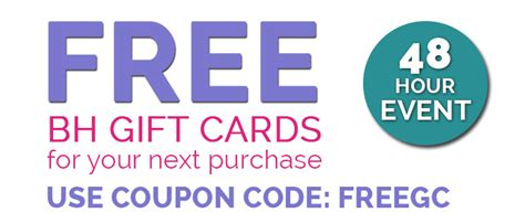 Bh Cosmetics Gift Card - bh cosmetics free 15 gift card milled