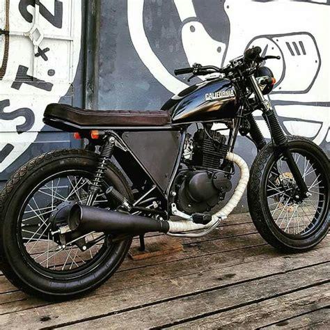 Motorrad Suzuki Garage suzuki gn 125 projeto pinterest motorr 228 der garage