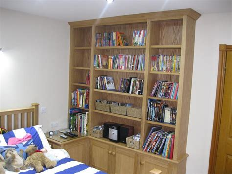 bedroom bookcases made to measure bookcases