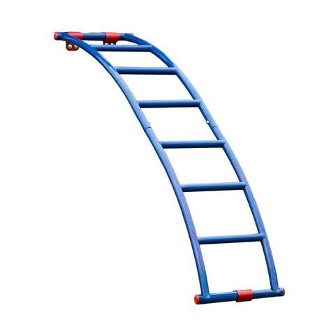 swing ladder swing n slide playsets flex arch playset metal ladder ne