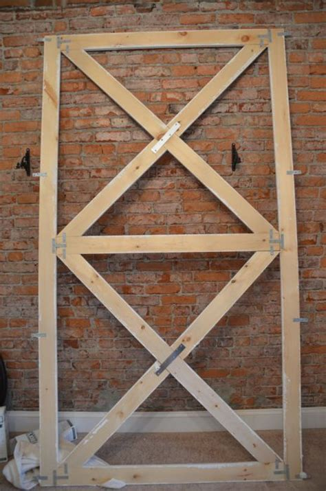 Barn Door Tutorial How To Build A Barn Door Headboard Diy Headboard Home Stories A To Z