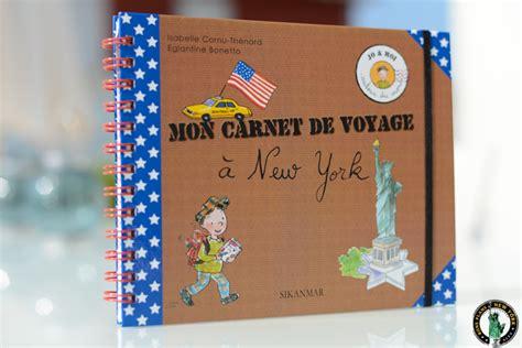 offrez quot mon carnet de voyage 224 new york quot jo moi 224 votre - 1304205975 Enfants Journal De Voyage Mon