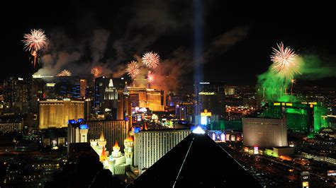 las vegas betting on chance of new year s eve snow us news